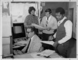 Pueblo Weather Bureau (NWS) Office, October 1982