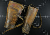 WWI Leather Puttees